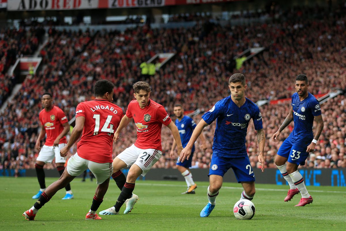 Chelsea Vs Manchester United Carabao Cup Confirmed Line