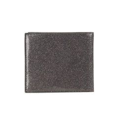 """<strong>Opening Ceremony</strong> Glitter Bi-Fold Wallet in Silver, <a href=""""http://www.openingceremony.us/products.asp?menuid=1&catid=24&designerid=6&productid=94907"""">$65</a>"""