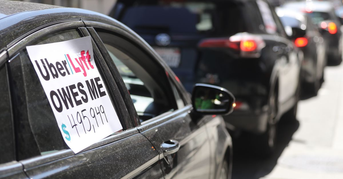 California labor commissioner sues Uber and Lyft for alleged wage theft thumbnail