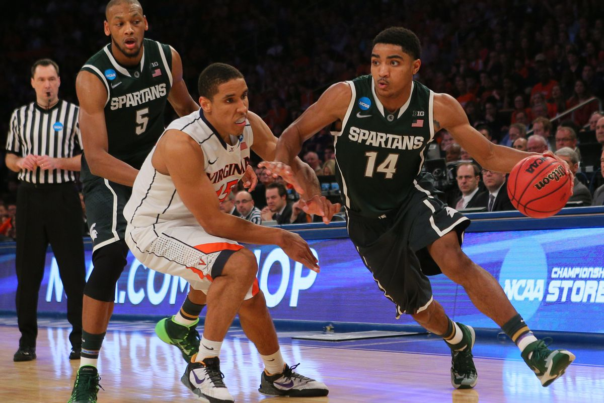Gary Harris, 14, is your newest Denver Nugget.