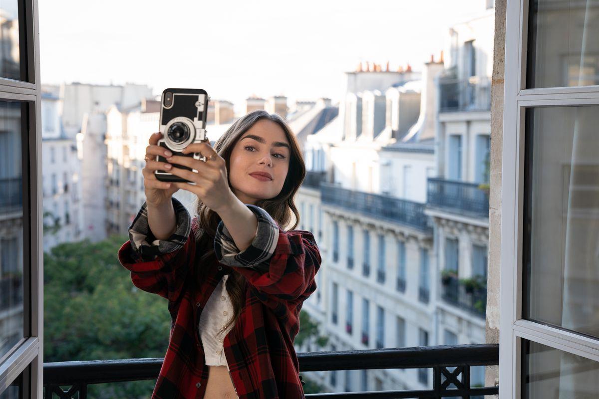 Netflix's Emily in Paris