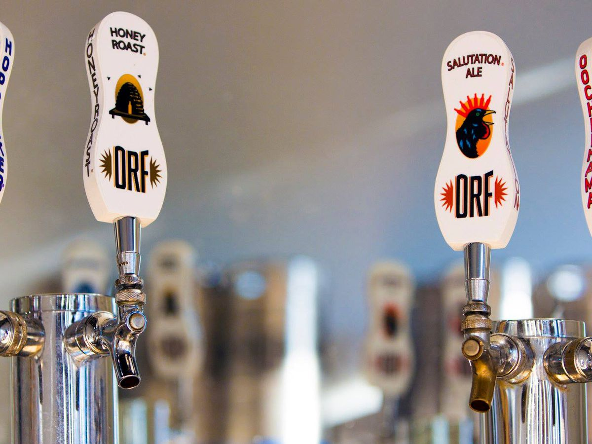 Taps at Orf