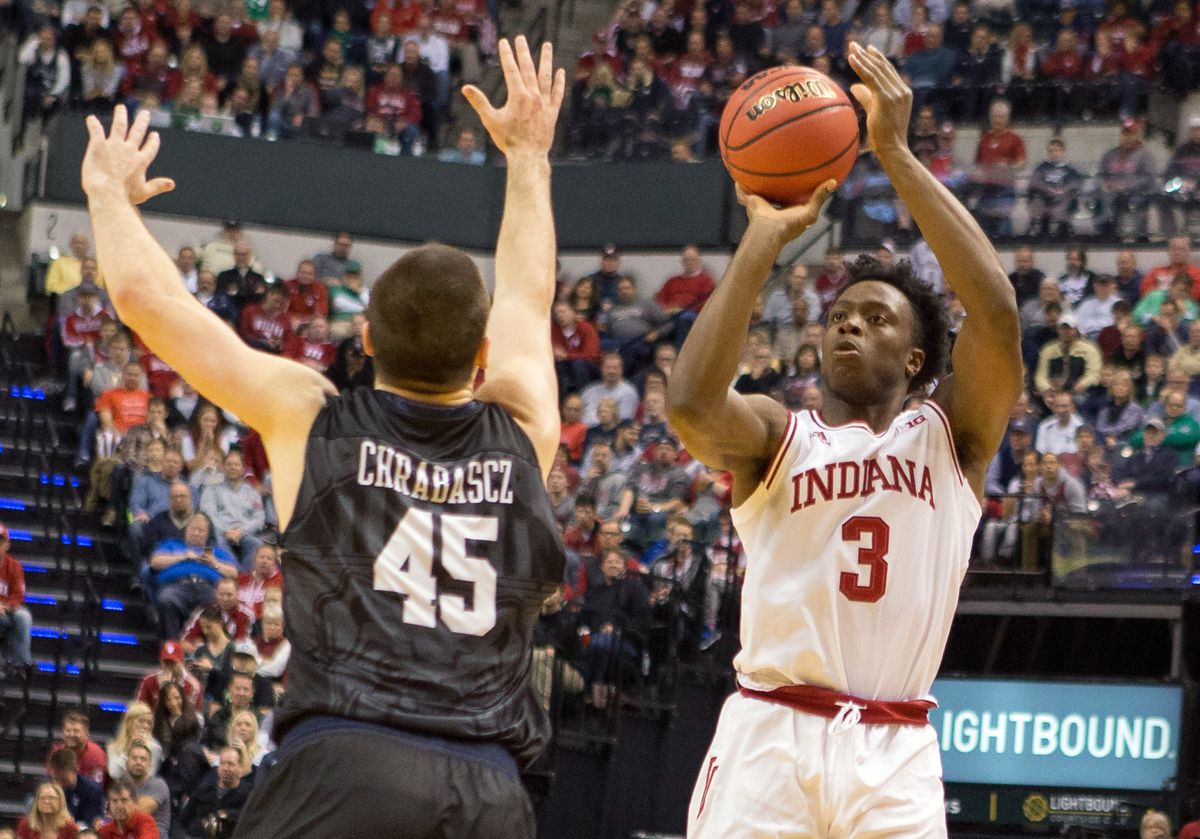 The Chicago Bulls select OG Anunoby from Indiana with the No. 16 overall pick in the Blazer's Edge 2017 NBA Mock Draft.