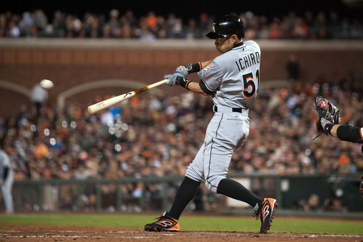 swing like Ichiro - Beyond the Box Score