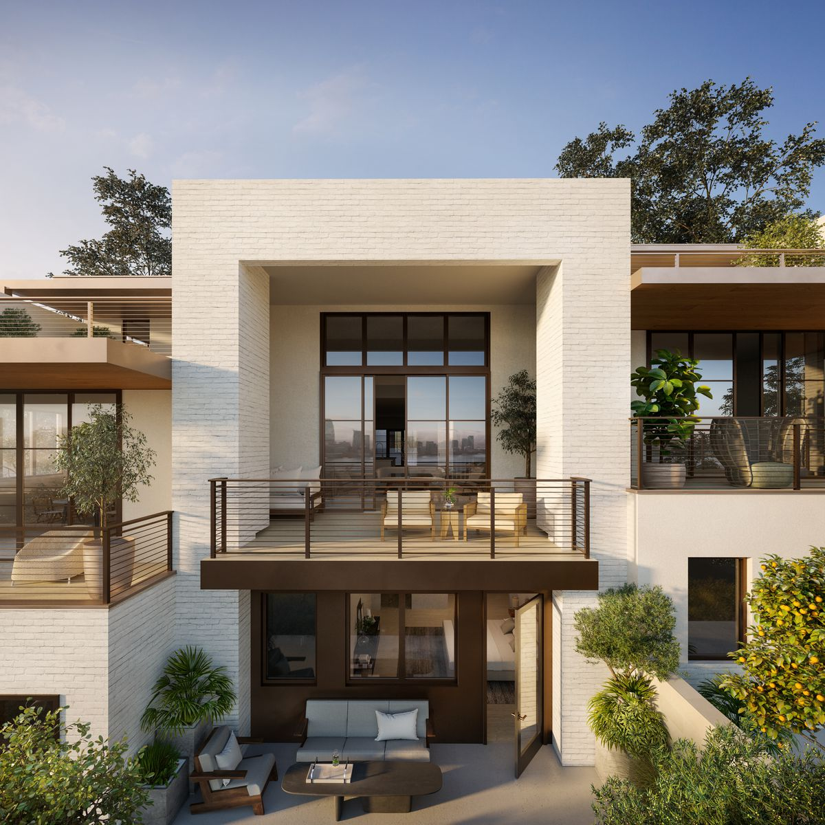 Roswell Luxury New Construction Homes: Luxury Homes Under Construction On Yerba Buena Island