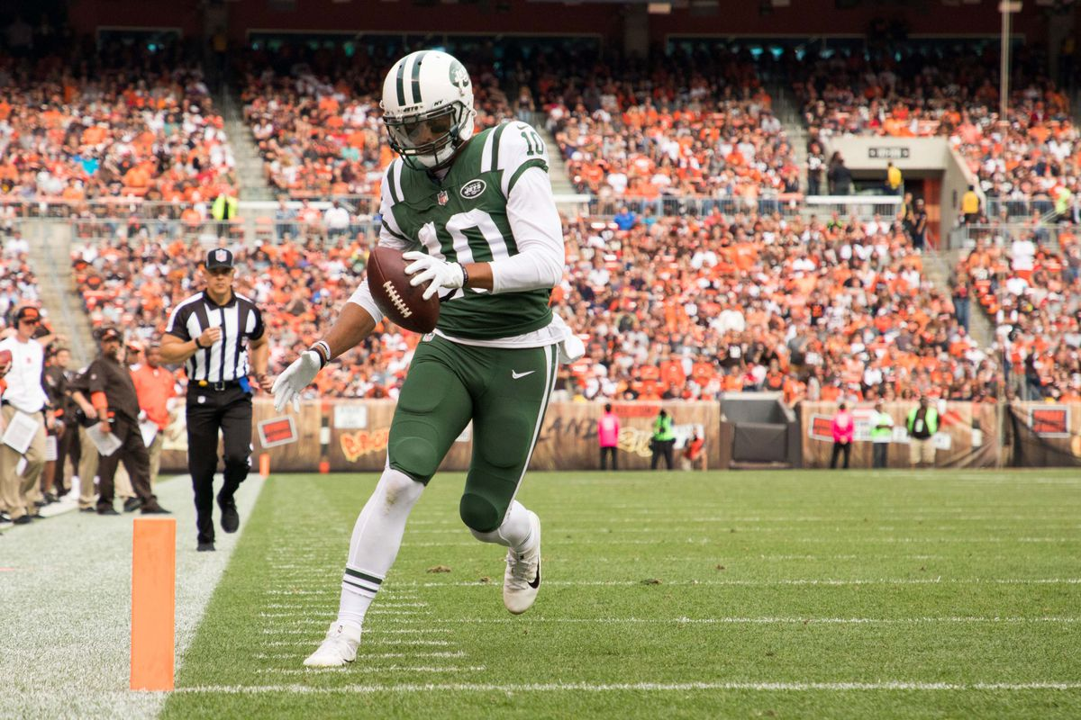 NFL: New York Jets at Cleveland Browns
