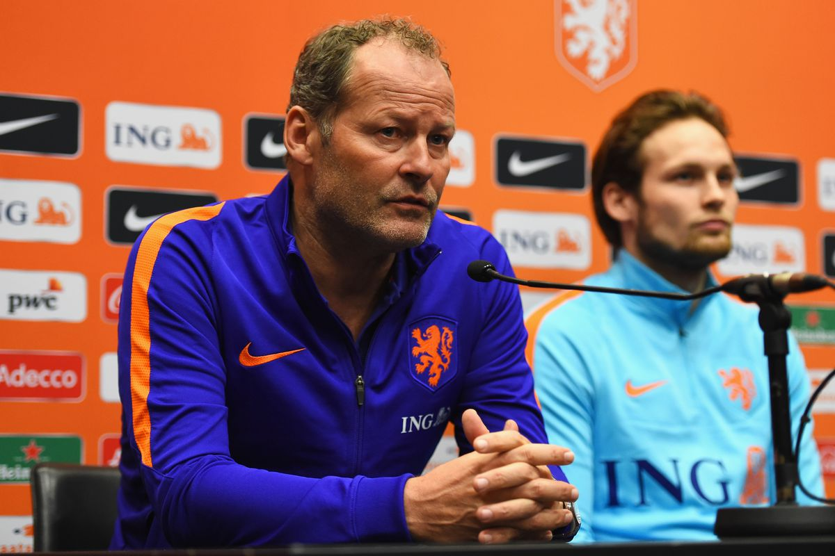 Netherlands Training Session and Press Conference