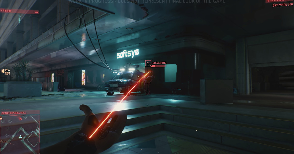 Watch 14 minutes of new Cyberpunk 2077 gameplay footage - The Verge