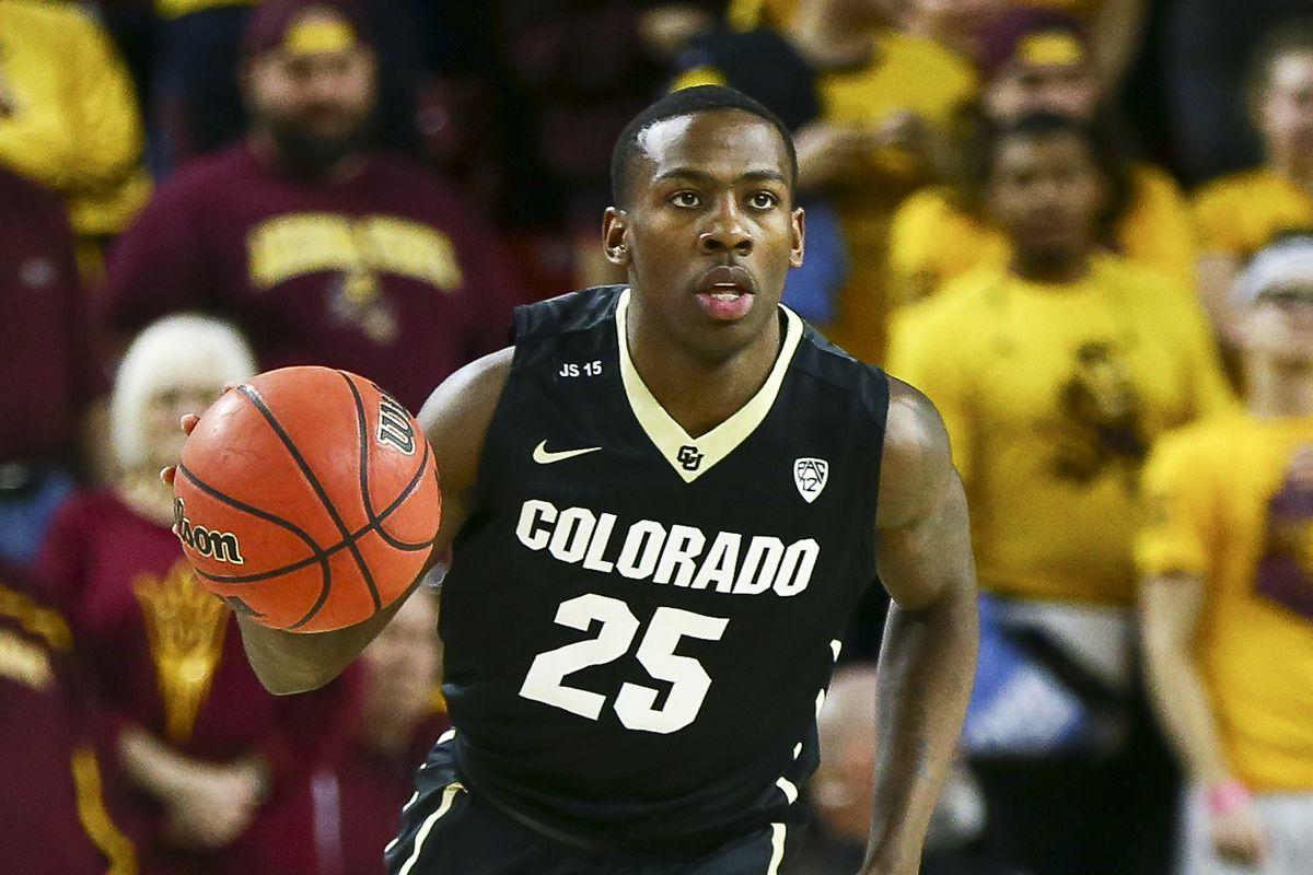 COLLEGE BASKETBALL: JAN 27 Colorado at Arizona State