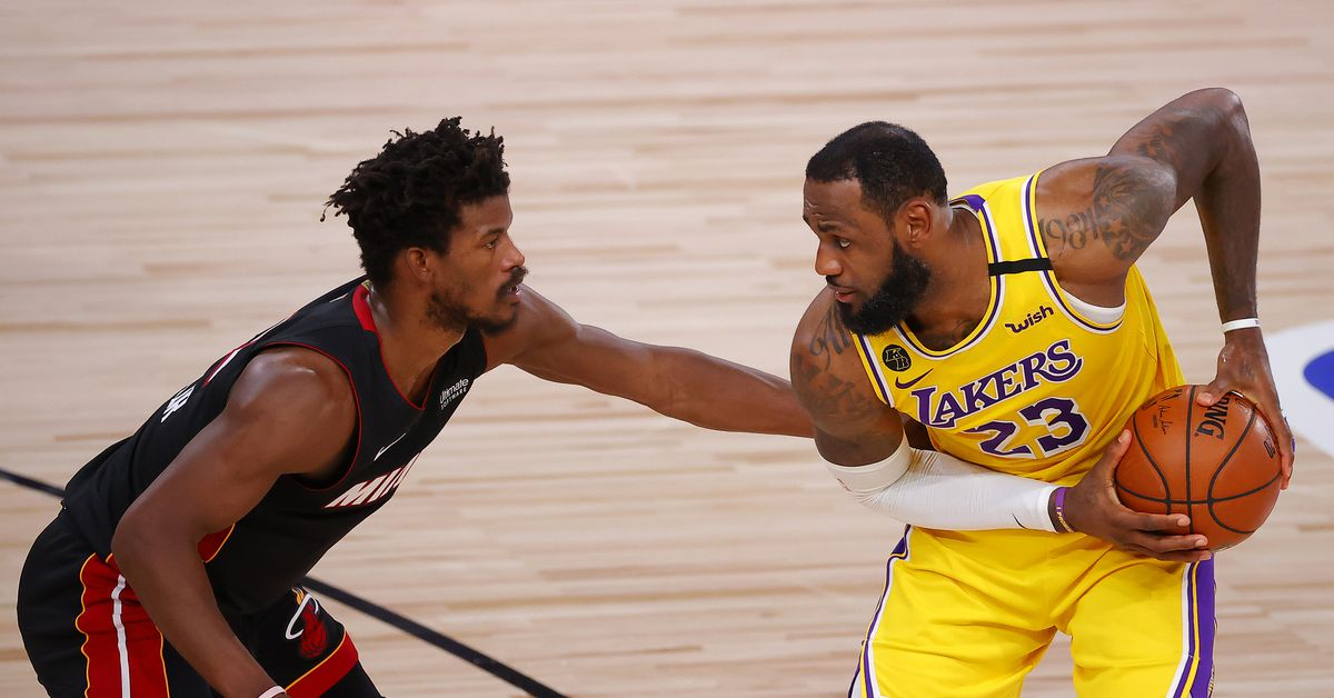 Lakers vs. Heat Game 5 odds: Early look at spreads ...