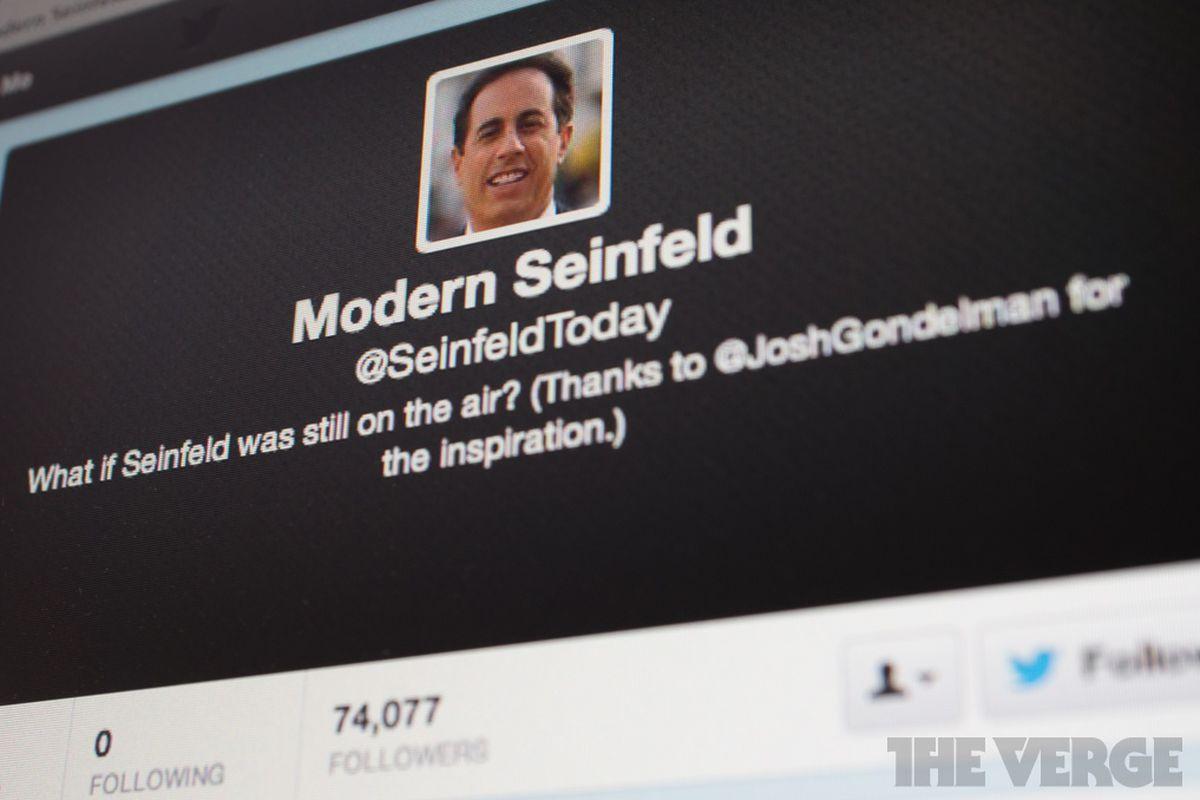 seinfeldtoday modern seinfeld twitter stock 1020