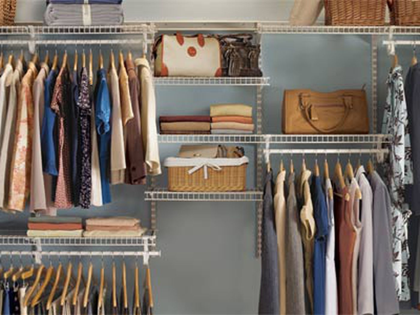 Cut the Clutter With Proper Closet Organization - This Old House