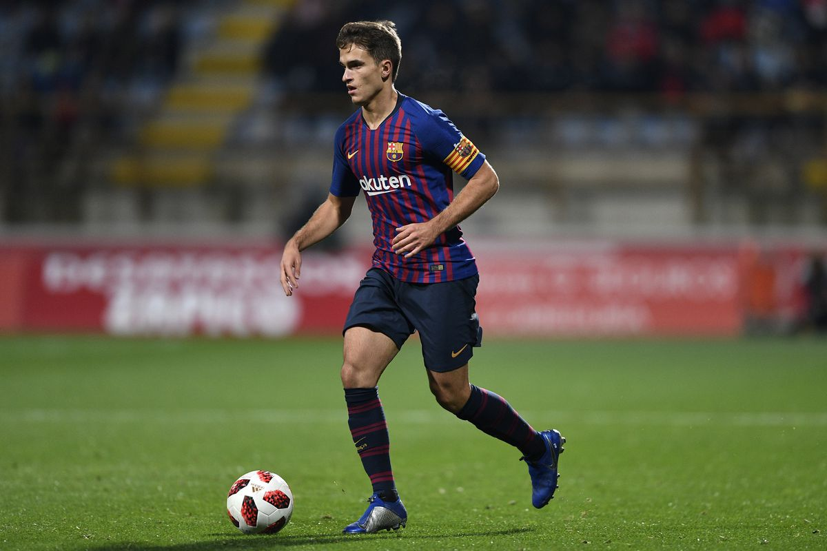 Cultural Leonesa v FC Barcelona - Spanish Copa del Rey