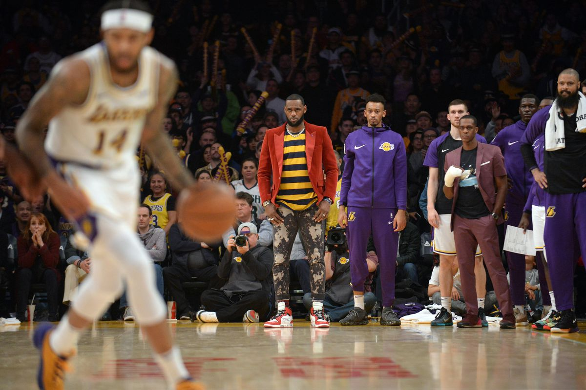 rich paul says lebron james is  u2018f   ing itching to play