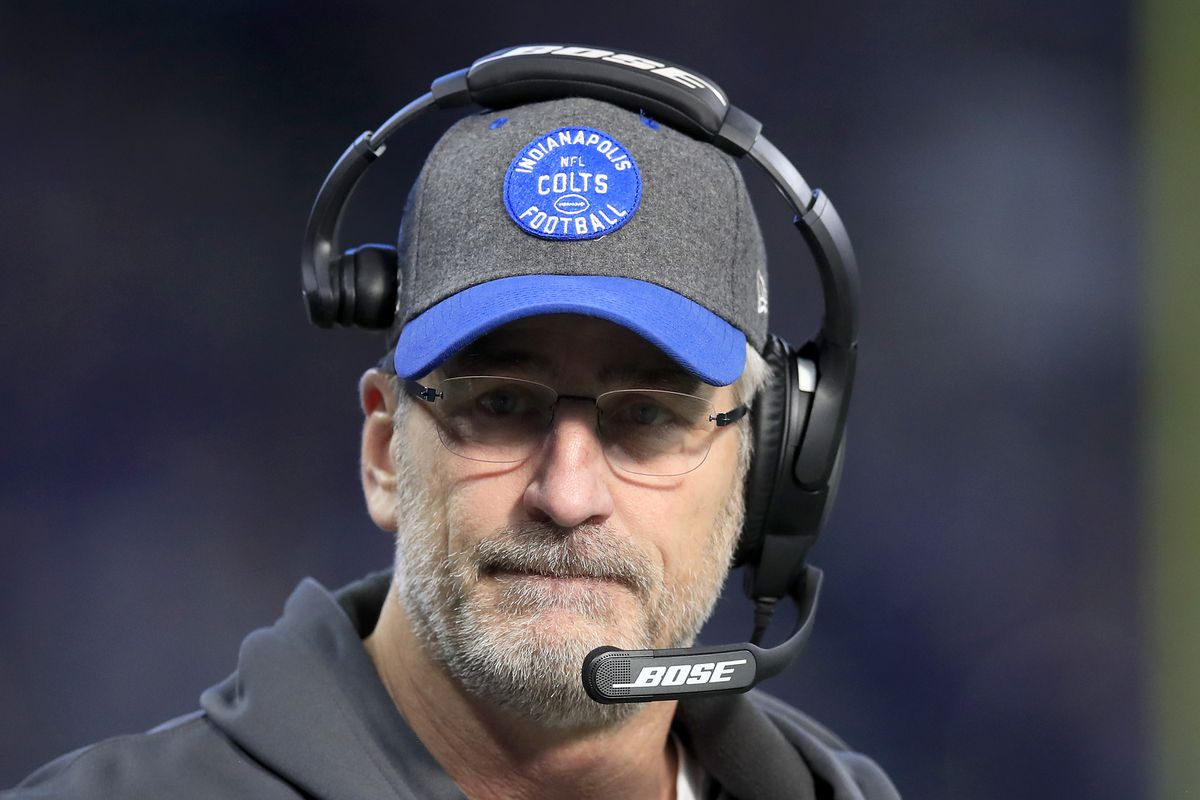 Stampede Blue Exclusive Interview with Frank Reich