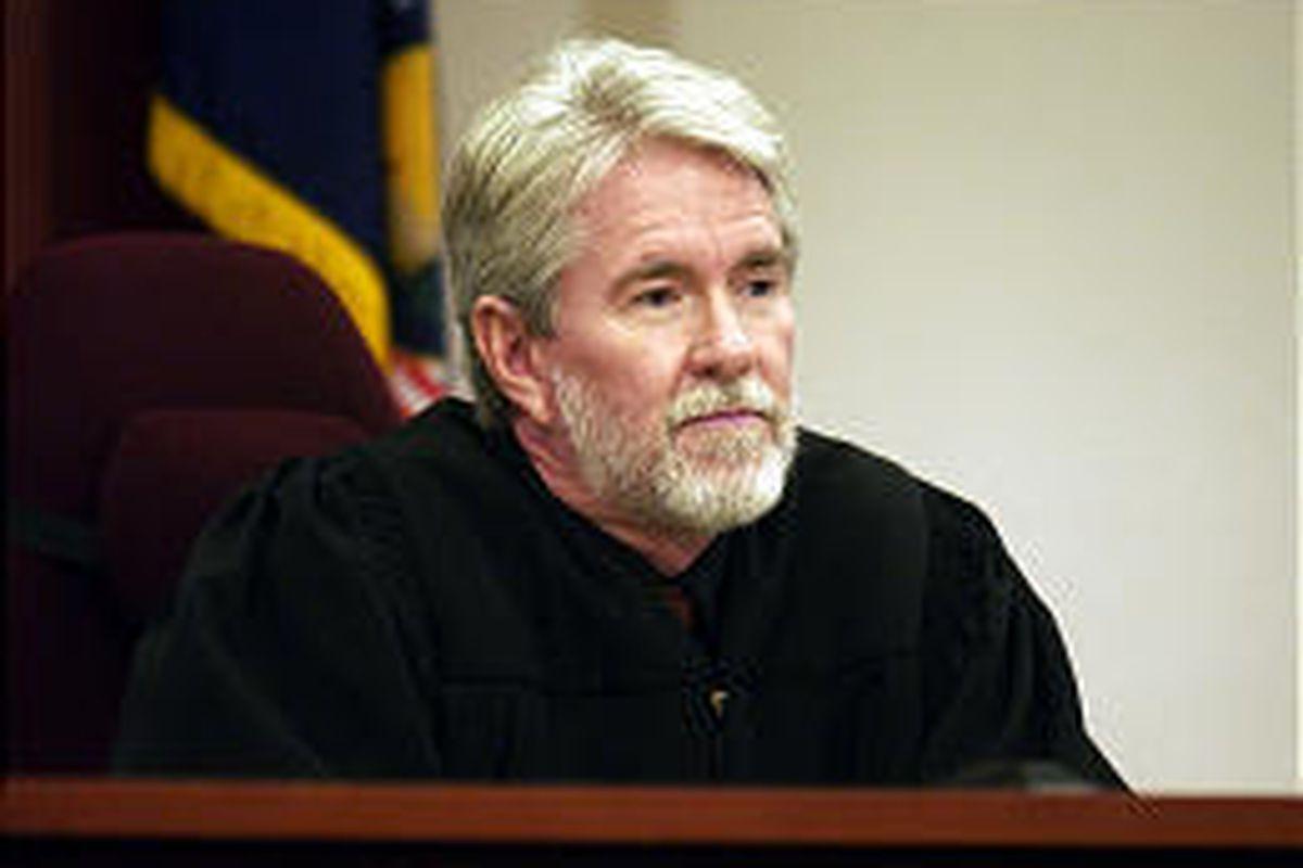 3rd District Judge Stephen Henriod