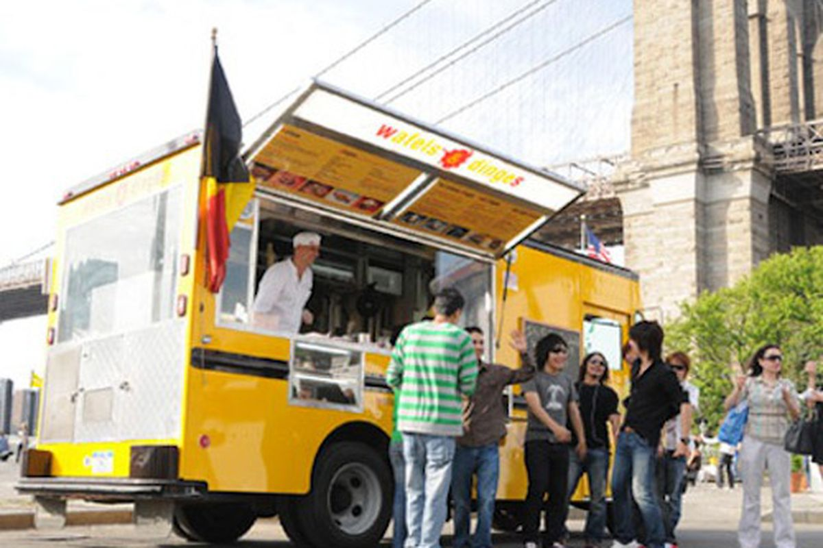 Licenses And Permits Food Truck Nyc