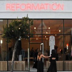 Get excited for Coachella by making a pit stop at <b>Reformation</b> (8253 Melrose Ave) to find the eco-friendly brand's It girl styles. Think flowy dresses, floral-printed pieces and killer backless numbers. Your perfect festival-worthy ensemble awaits.