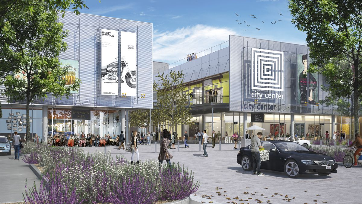 Malls And The Future Of American Retail Curbed