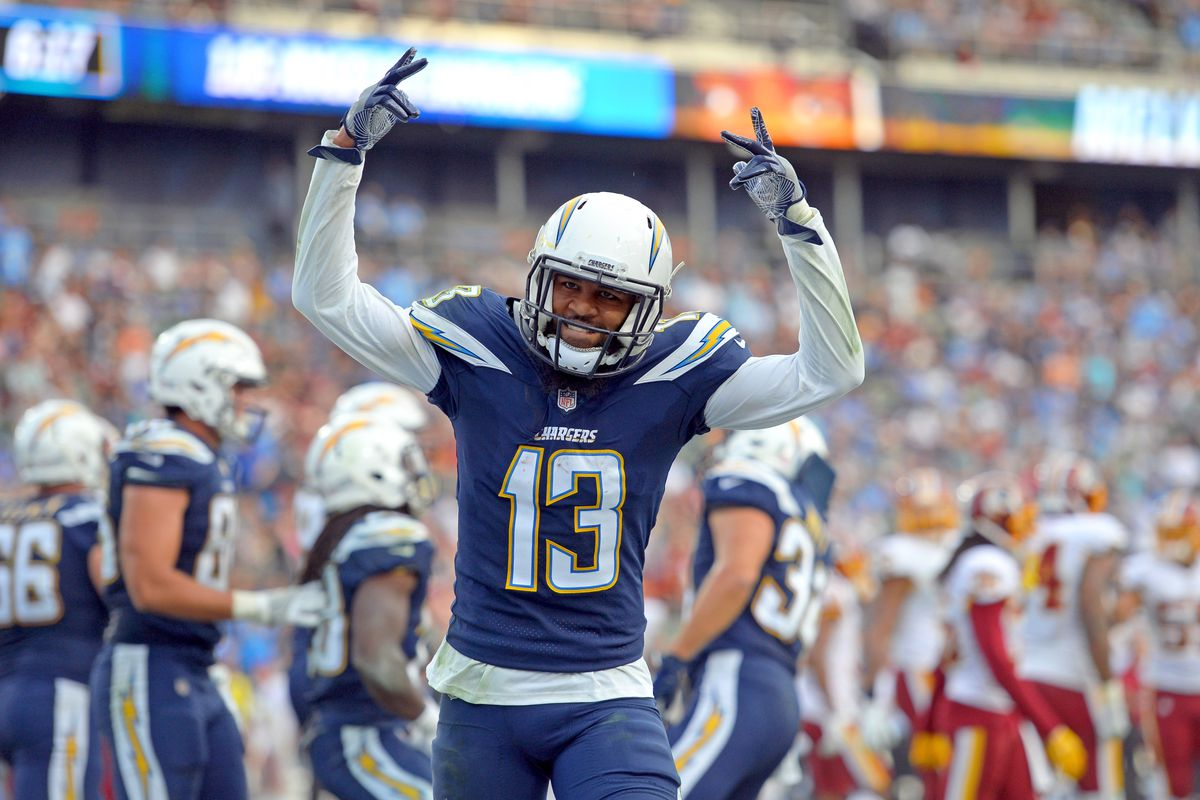 NFL: Washington Redskins at Los Angeles Chargers