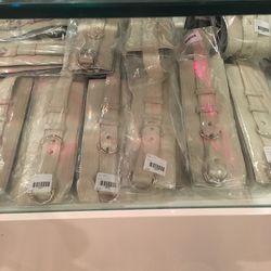 Belts, $100