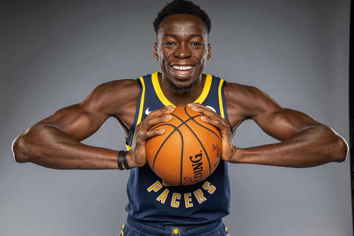 NBA: Indianapolis Pacers-Media Day