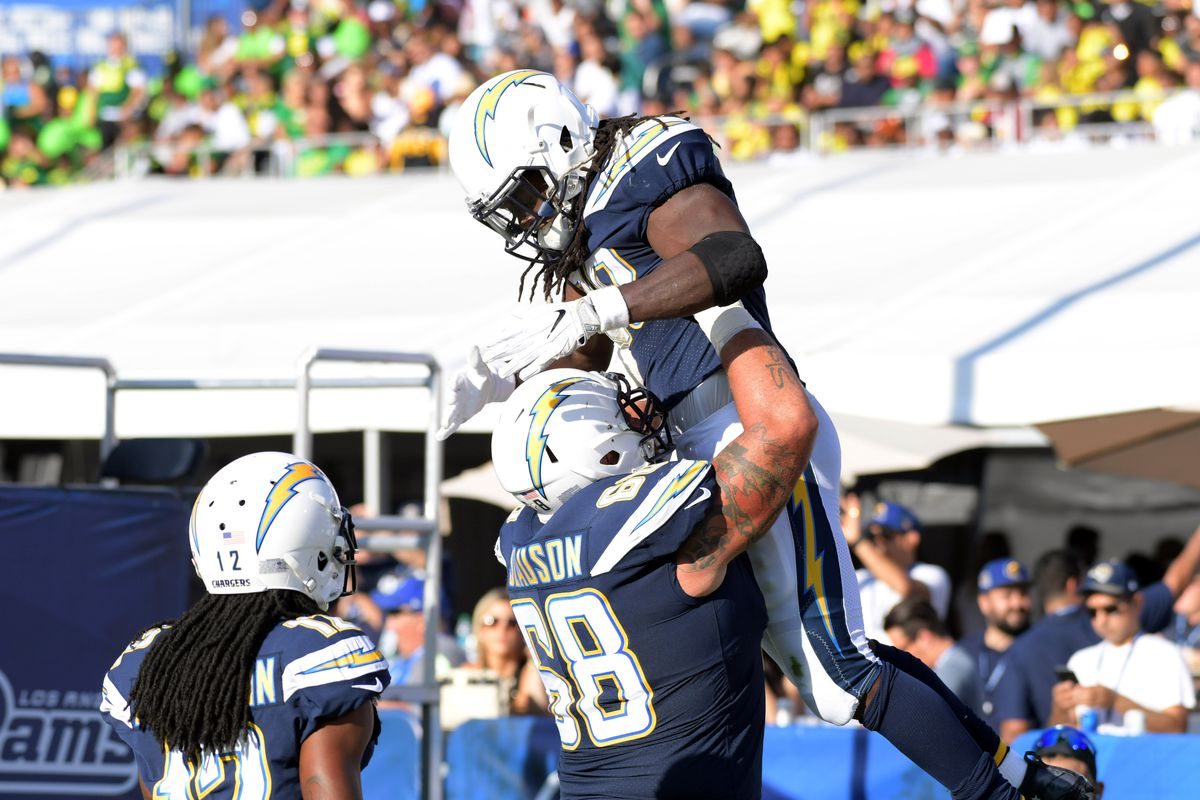 NFL: Los Angeles Chargers at Los Angeles Rams