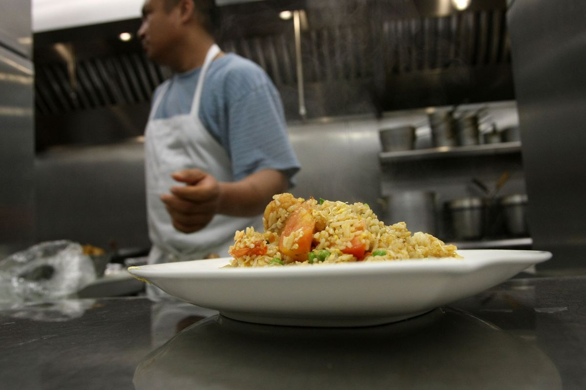 San Francisco Asian Community Fears Rice Shortages