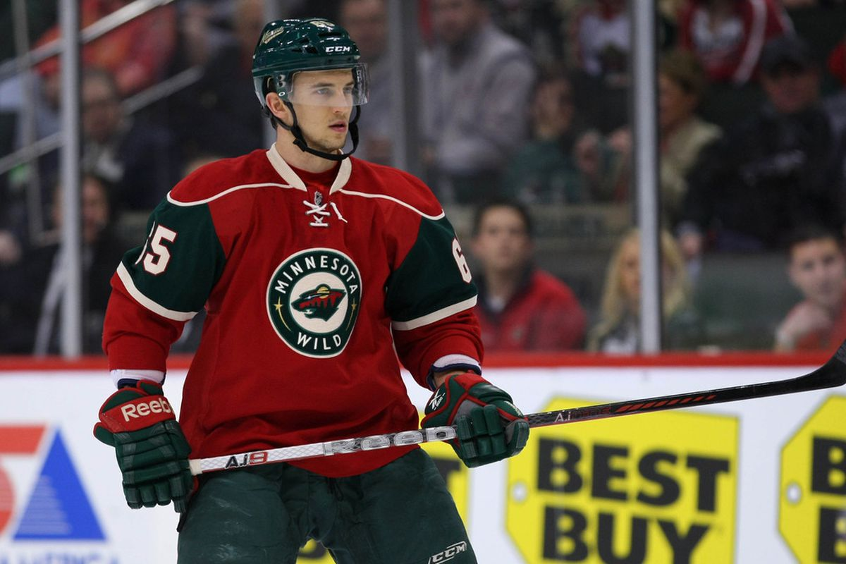 No one need worry. The Wild re-signed Tyler Cuma.
