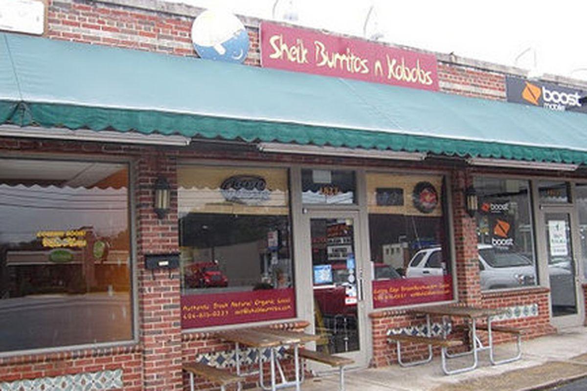 Sheik Burritos n Kabobs.