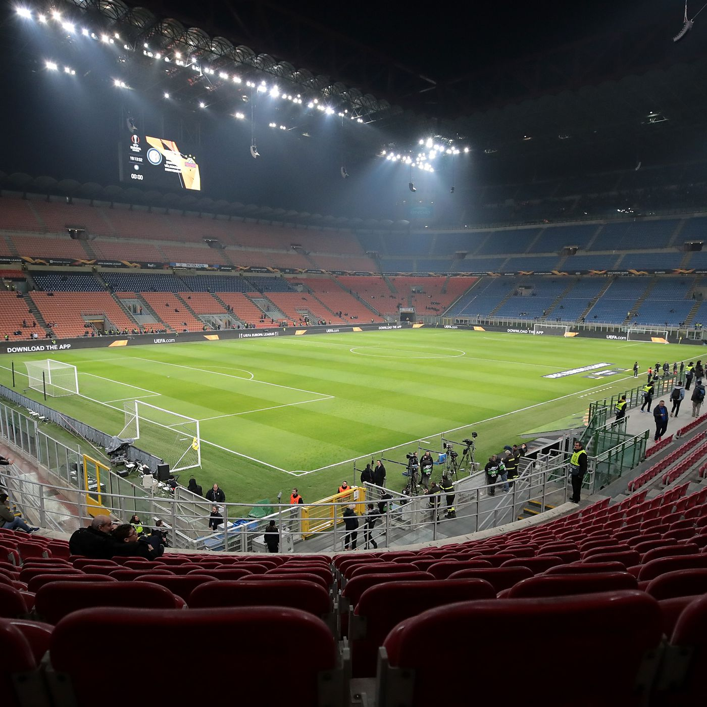 A New San Siro Expected By 2023 Serpents Of Madonnina