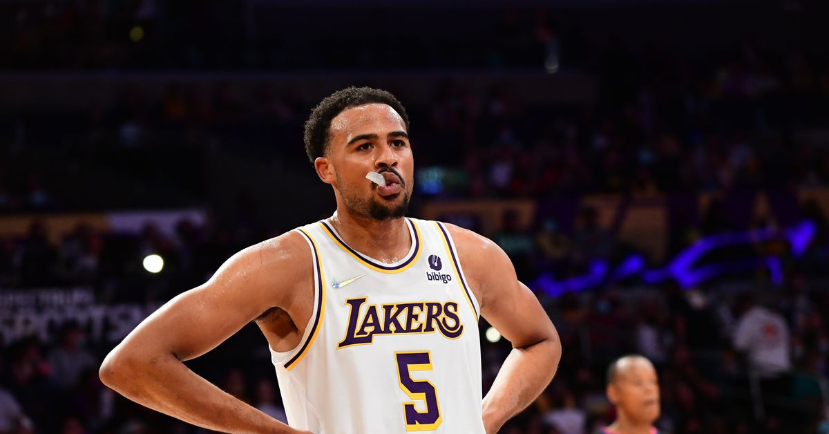 The injuries are already piling up for the Lakers - Silver Screen and Roll