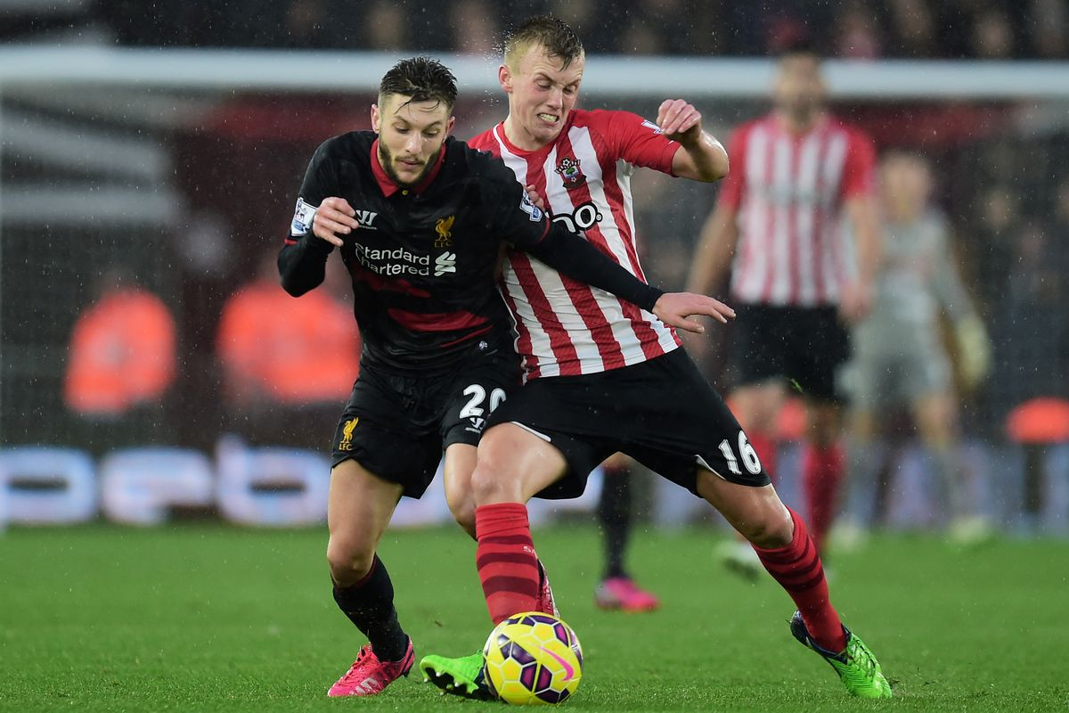 Ward-Prowse needs to become as important as Adam Lallana once was