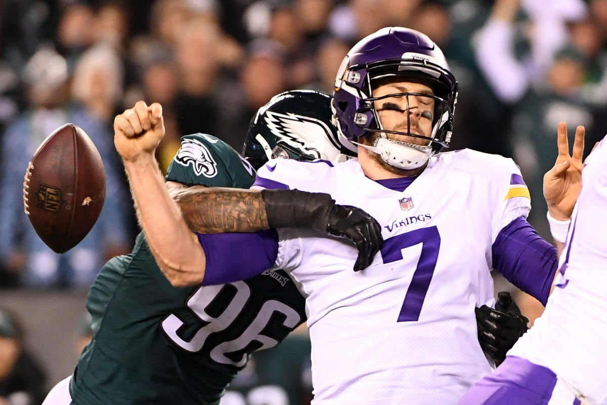 Eagles vs. Vikings Final Injury Report  2 players out a659920d6