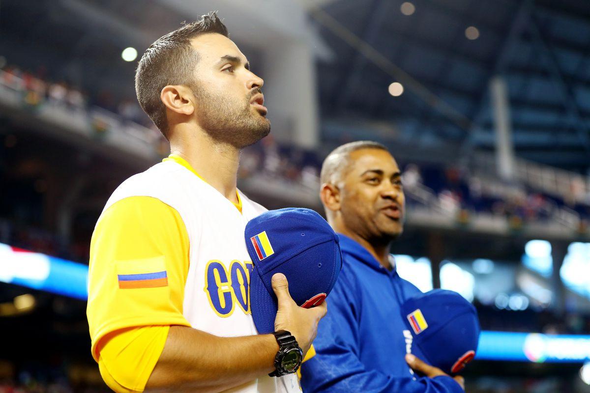 2017 World Baseball Classic Pool C: Game 5 - Dominican Republic v. Colombia