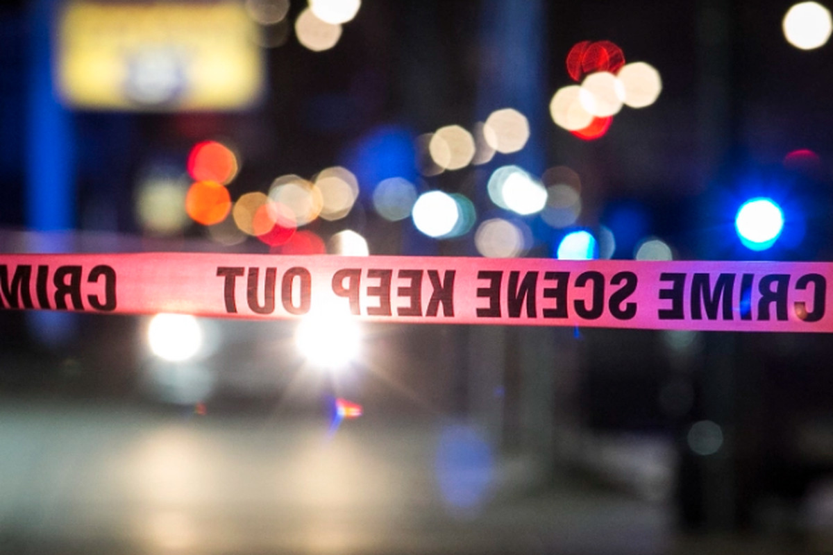 A man was found dead at the bottom of a staircase in South Shore.