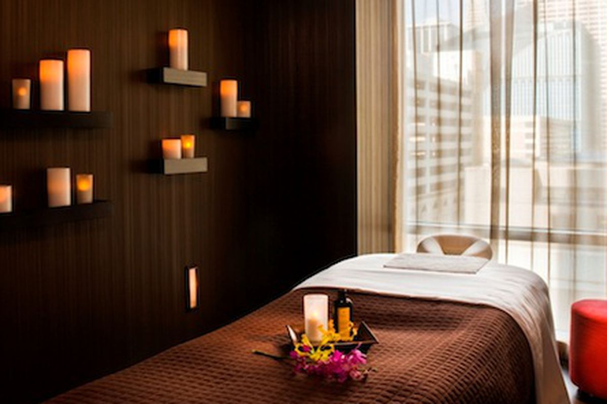 Photos: Courtesy of theSpa at theWit