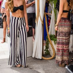Spotted at the Sexy By Nature Pool Party hosted by Sunnery James and Ryan Marciano at the Shelborne Wyndham Grand