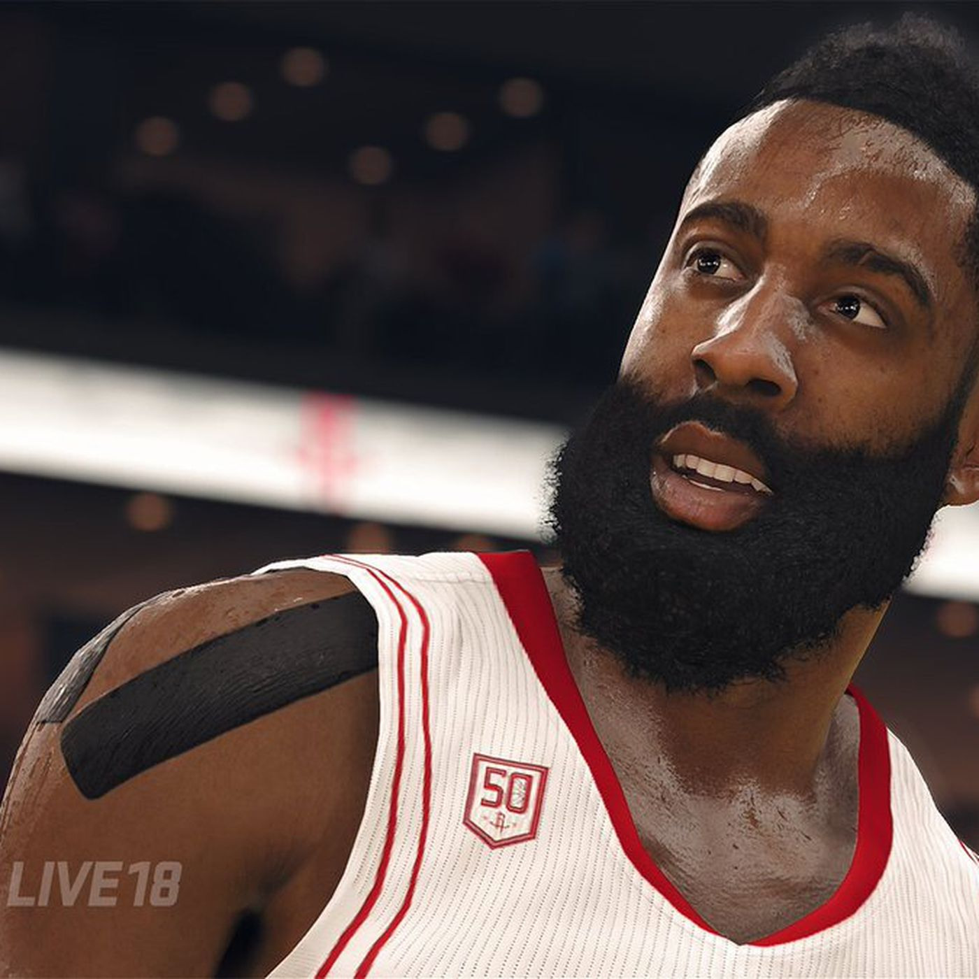 302a48f92340 NBA Live 18 reveals launch date and cover star James Harden - Polygon