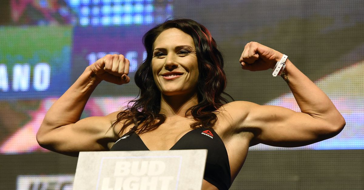 Cat Zingano vs. Marion Reneau added to UFC Fight Night 133 in Boise