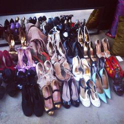 Footwear fantasy