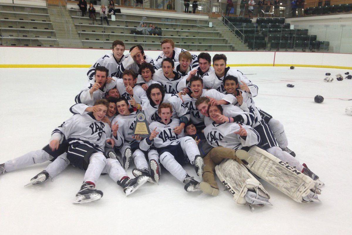 Yale 16U captured the New England Championship last fall.