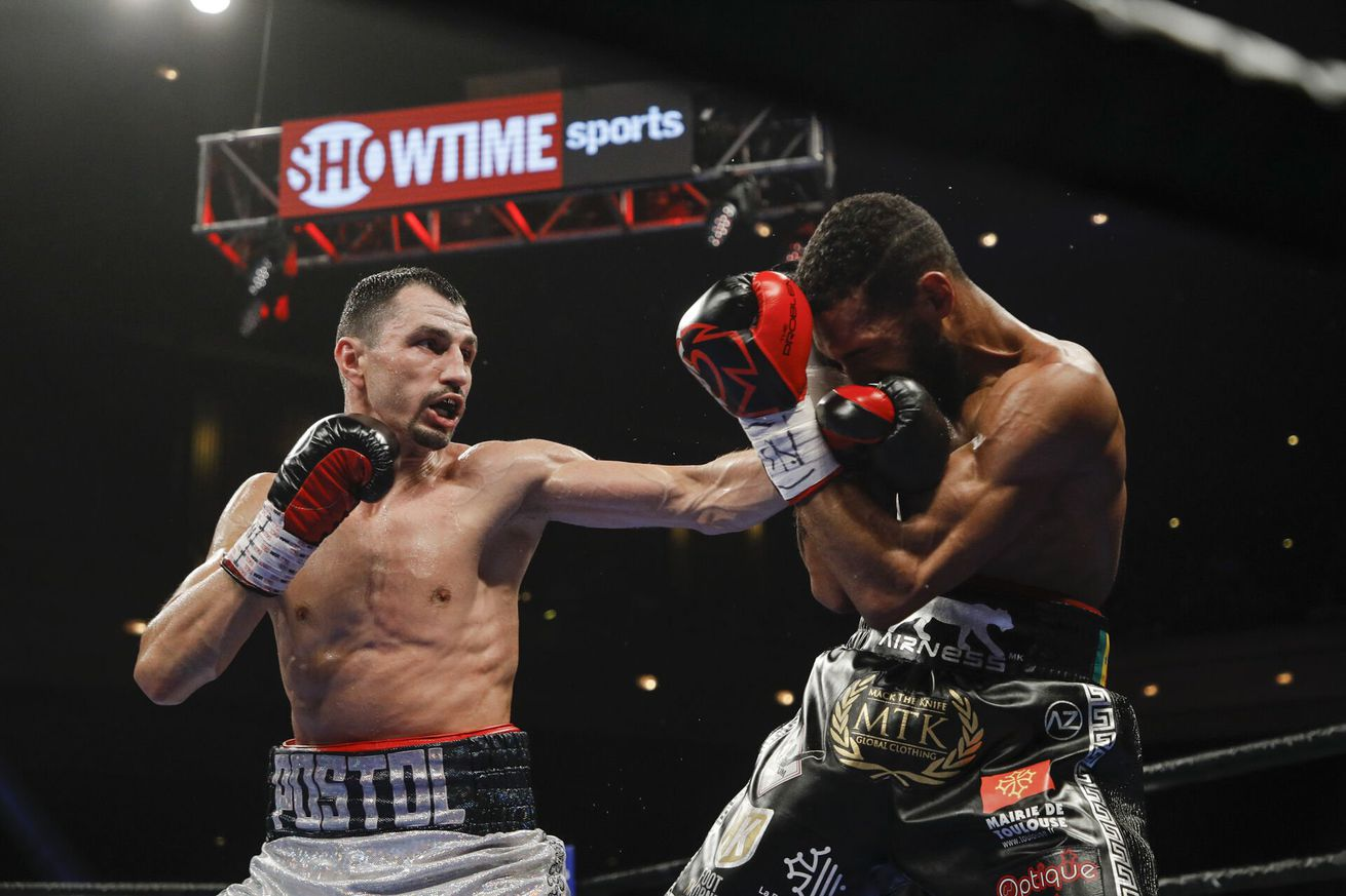 ShowtimeBoxing 2019 Apr 27.0 - Postol routs Mimoune in WBC eliminator