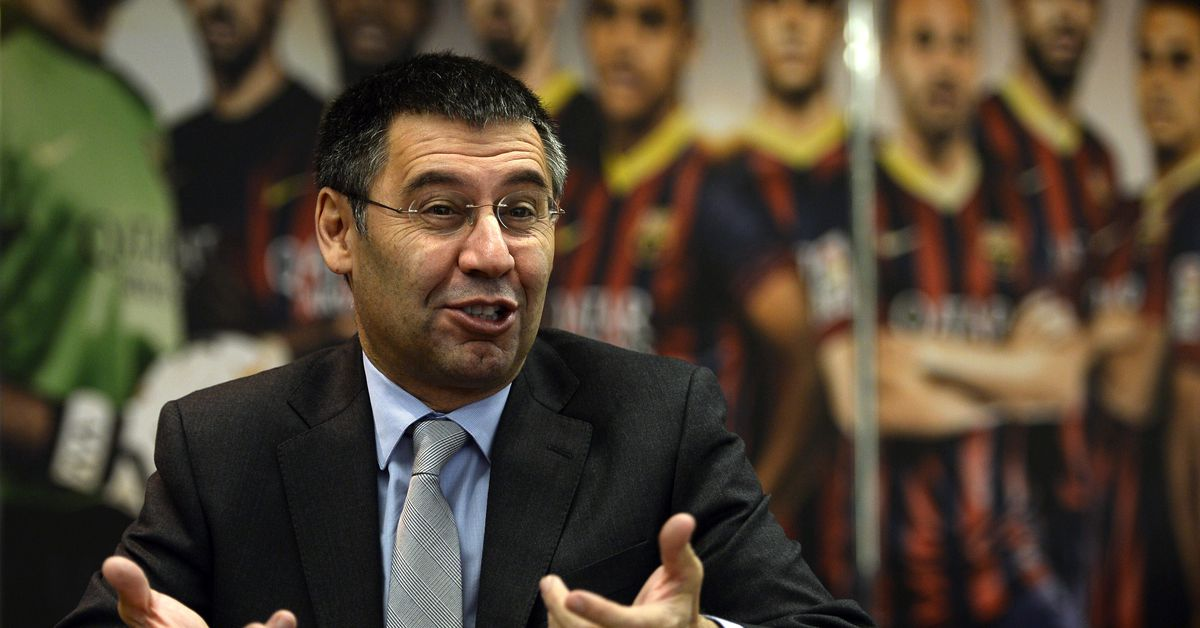 Barcelona president: Messi's comments are not about me thumbnail