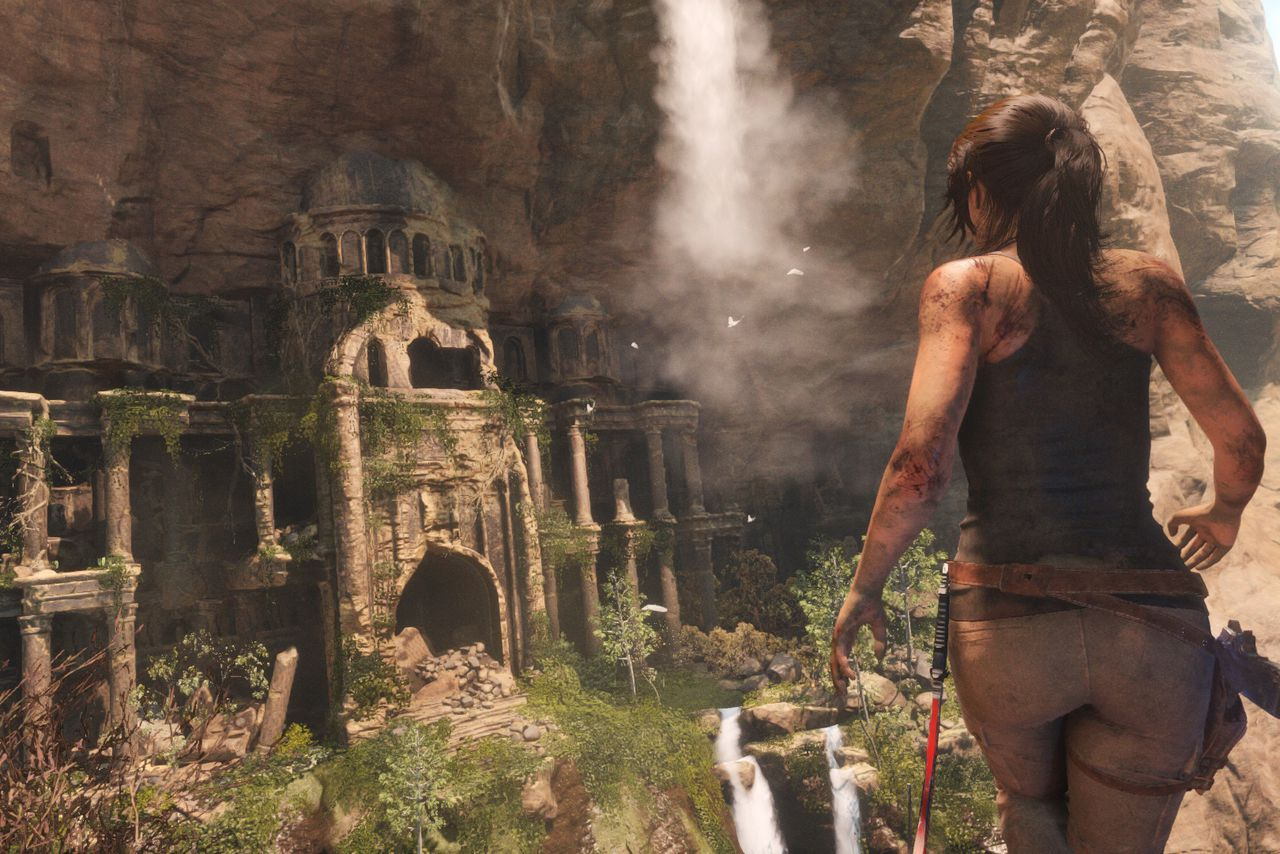Rise Of The Tomb Raider Review The Verge