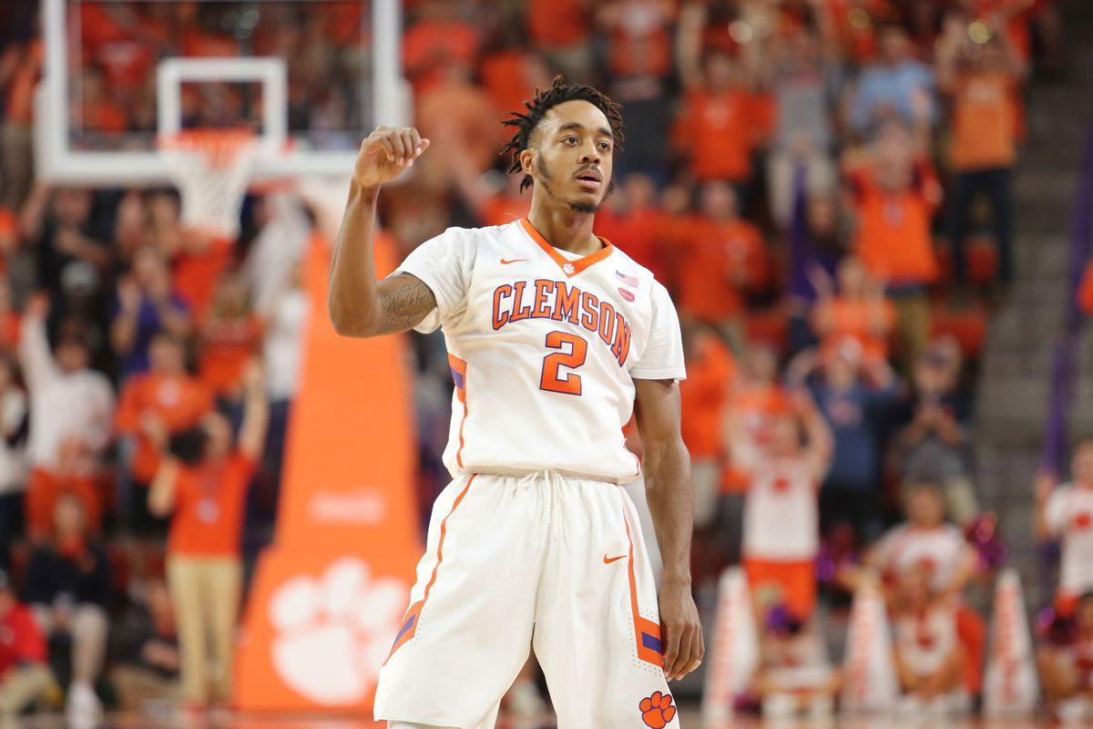 NCAA Basketball: Georgia at Clemson