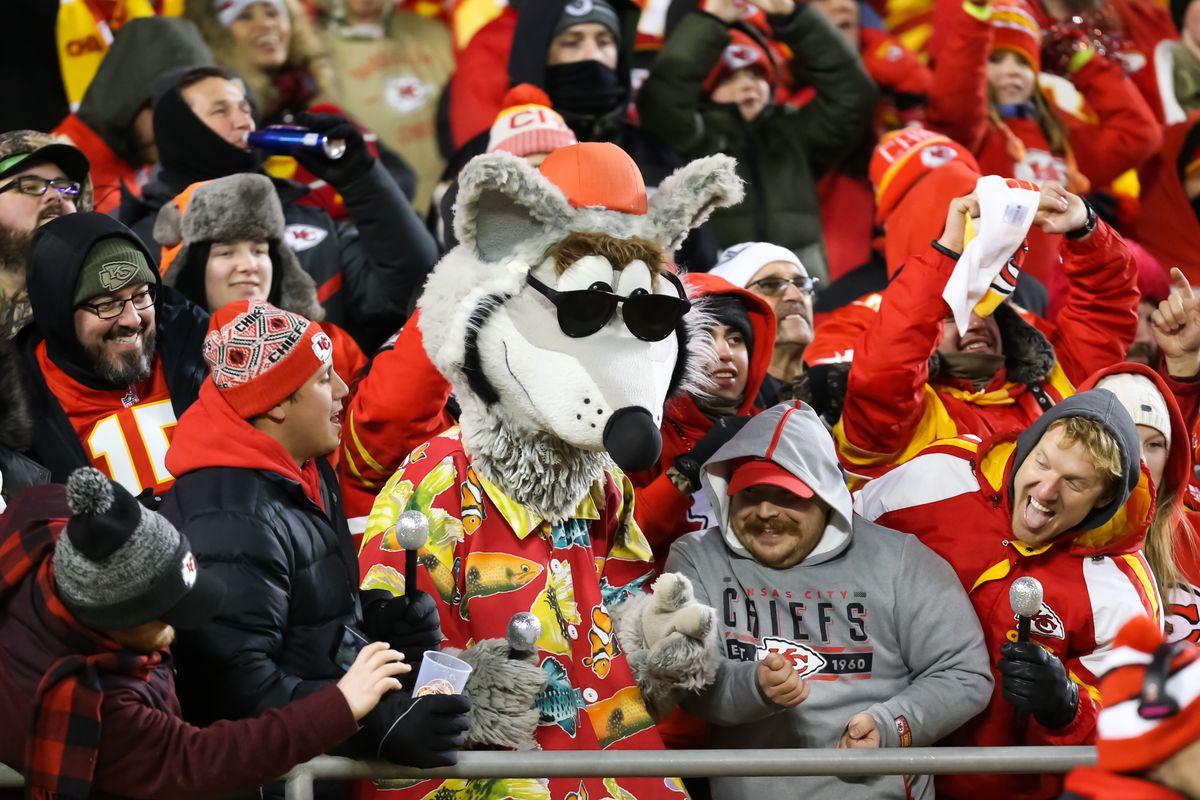 NFL: DEC 01 Raiders at Chiefs