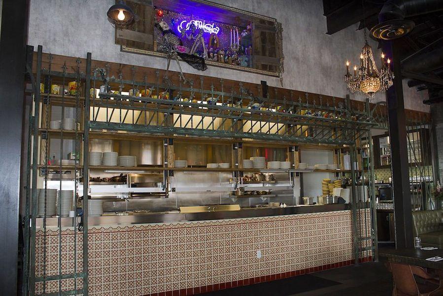 Mexican Kitchen San Francisco Menu