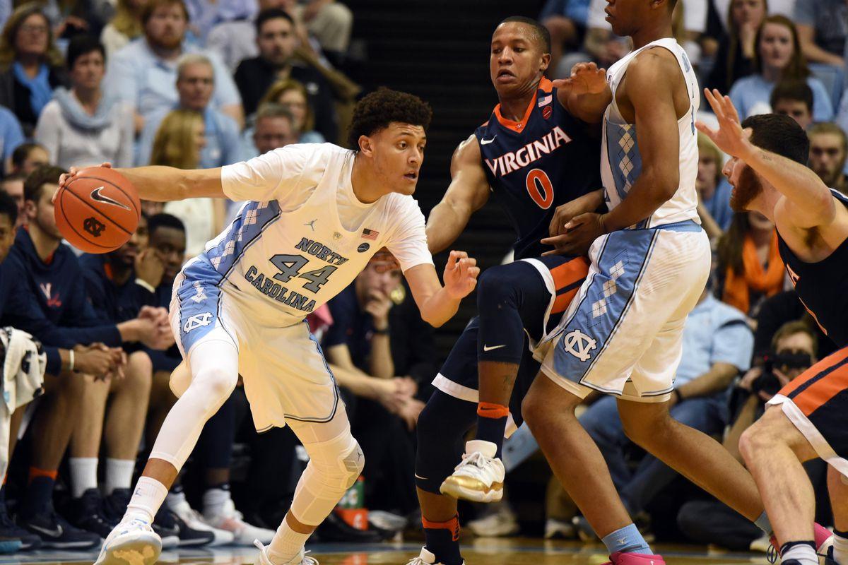 NCAA Basketball: Virginia at North Carolina