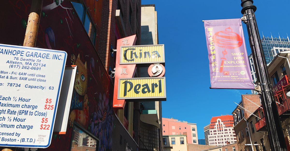 Go Eat in Boston's Chinatown